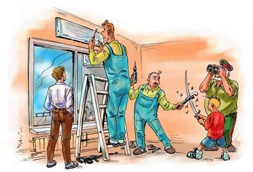 Для выбора подрядчика
