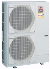 Тепловой насос Mitsubishi Electric PUHZ-HRP100VHA Zubadan Inverter Mr. Slim